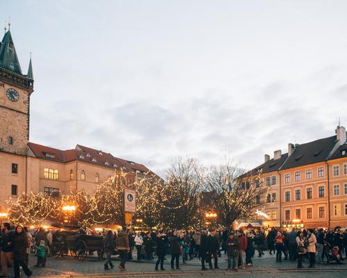 Fin de semana en Praga