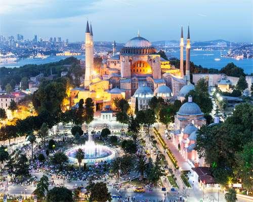 Descubre los tesoros de Turquía