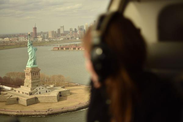 INCREÍBLE | NUEVA YORK EN HELICÓPTERO