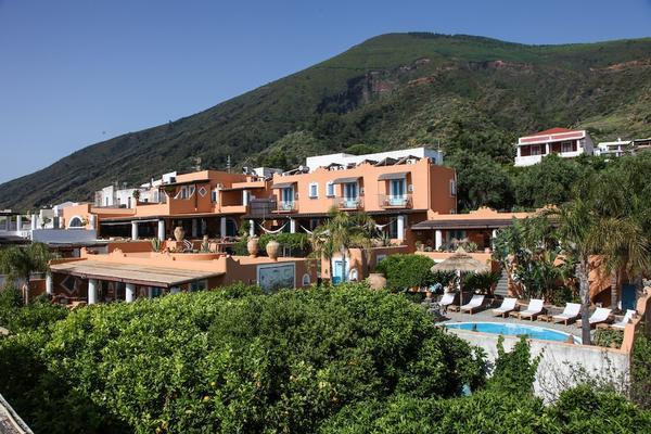 Settembre alle Eolie: Isola di Salina - Hotel Mamma Santina