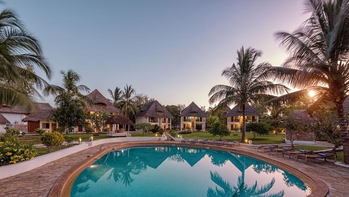 Zanzibár februárban: 4 csillagos hotel és repülőjegy
