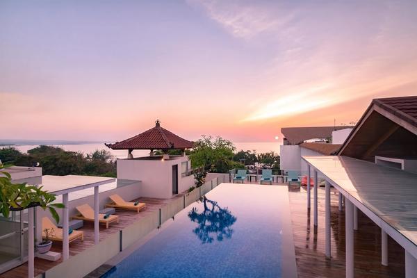 Bali 4 csillagos hotelben, reggelivel, repülőjeggyel