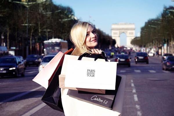 Shopping & Sightseeing - Kombi in Paris & New York City