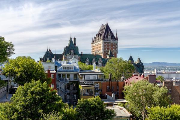 Canada Magnifico con New York 2021