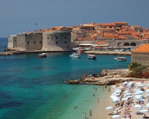 Egy hét Dubrovnik augusztusban