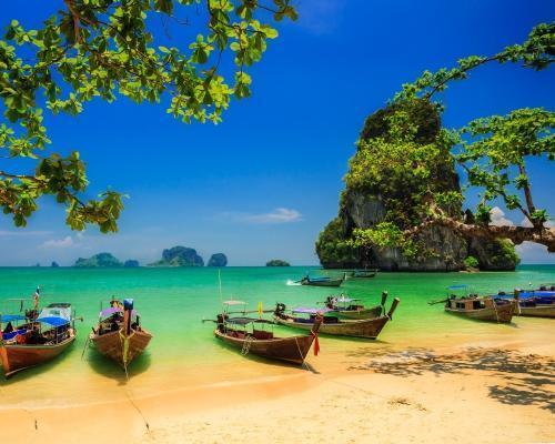 Ao Nang Krabi, Thaiföld 10 éjszaka szállással és repülőjeggyel