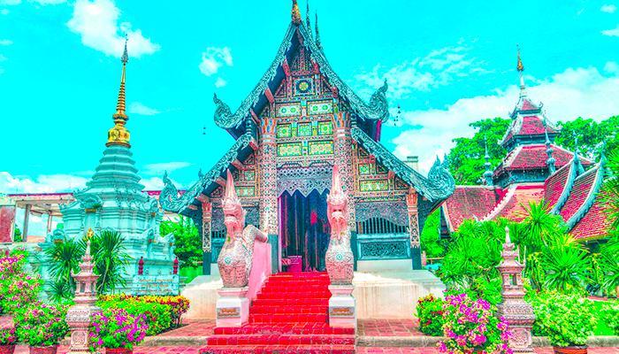 Tailandia: Colores de Tailandia 8D/7N