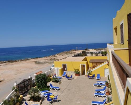 Speciale Settembre - Lampedusa - Residence Mare Blu
