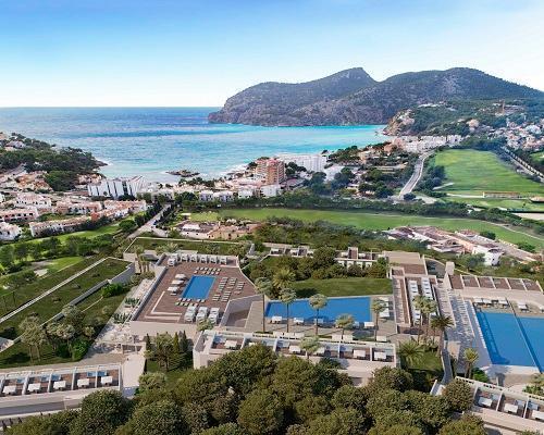 4 Nächte inklusive Spa und Frühstück für zwei im Hotel Zafiro Palace Andratx