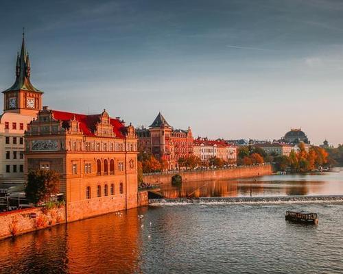 Spring in Eastern Europe