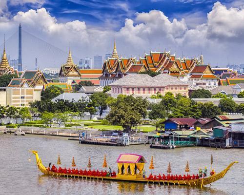 Descubre Bangkok y los templos de Buriram