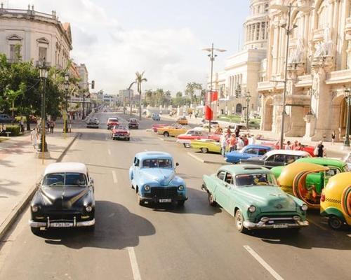 Vuelo a La Habana