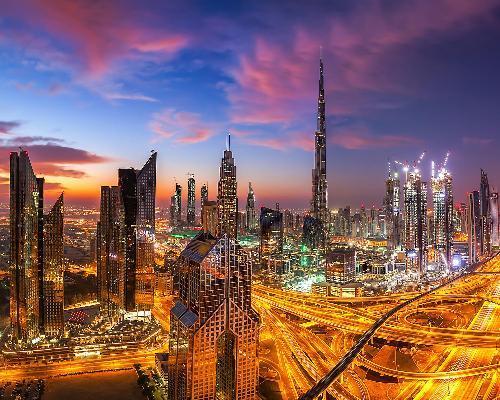 Dubai City & Baden auf Mauritius