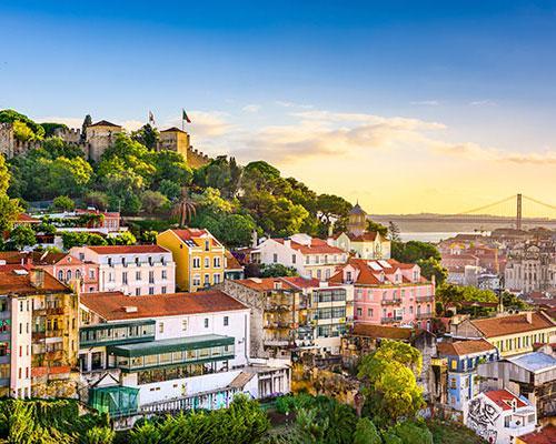 Flight + Hotel  to Lisbon