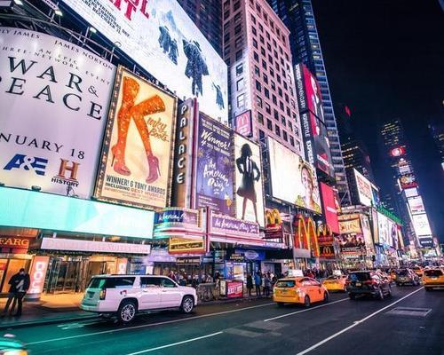 Nueva York en el puente de diciembre