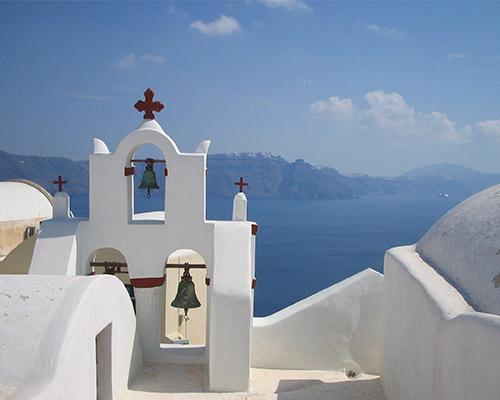 Oferta de Viaje a Santorini