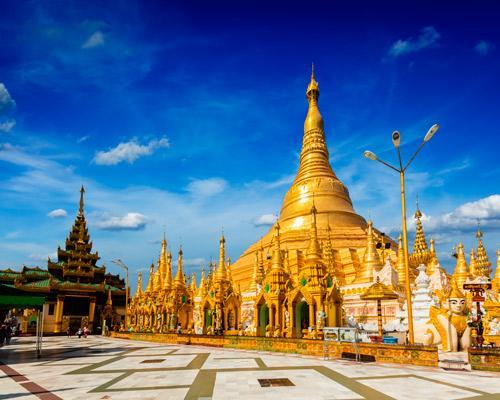 Tesoros de Myanmar 8D / 7N