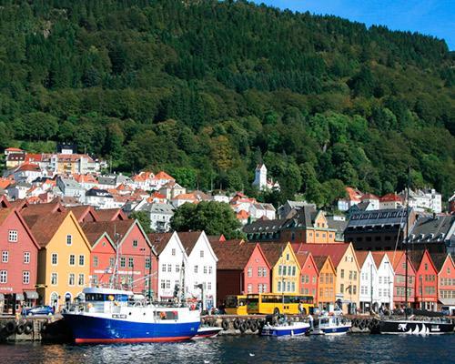 Bergen, Norvégia szállással és repjeggyel