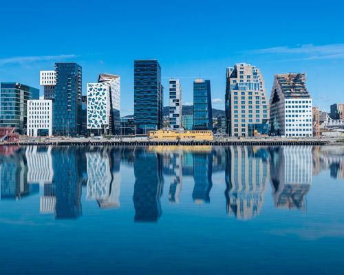 Von Hamburg aus durch Skandinavien