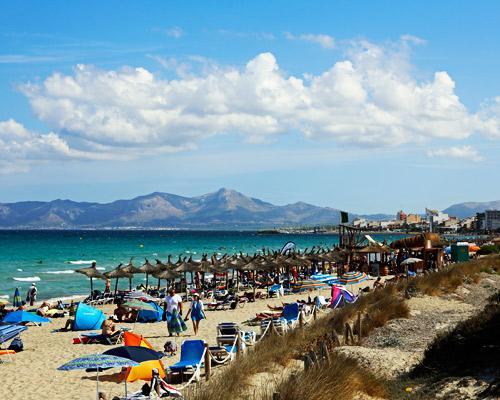 Semana en julio en Mallorca