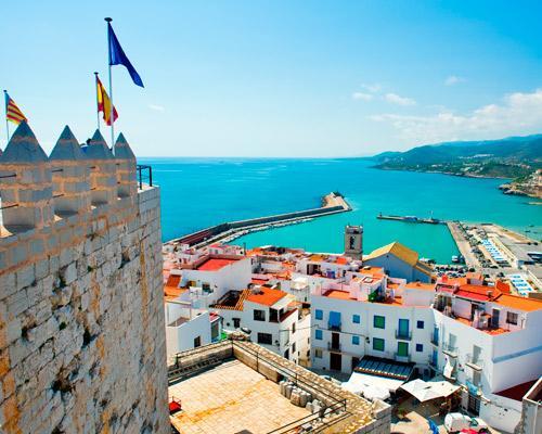 Routing de 10 días y 3 Playas del Mediterráneo con alojamiento de 3 noches en 3 buenos hoteles por 580€ x persona.
