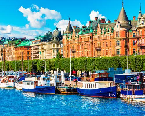 Oferta de viaje a Estocolmo