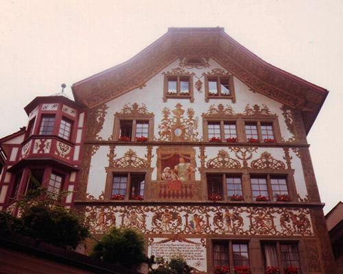Oferta de viaje a Suiza