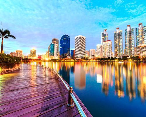 Dubai, Bangkok & Baden in Phuket