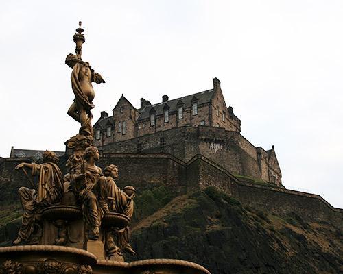 Oferta de viaje a Edimburgo
