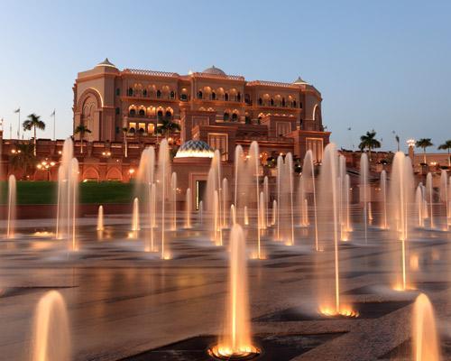 INSELHOPPING ABU DHABI - SAADIYAT ISLAND & YAS ISLAND & EMIRATES PALACE ABU DHABI (LUXUS)