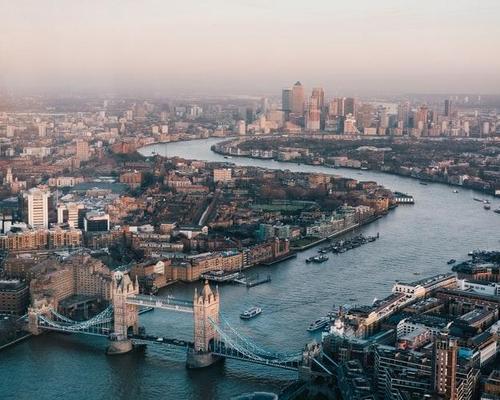 Escapada romántica en Londres