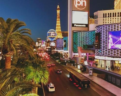 Shopping en Las Vegas