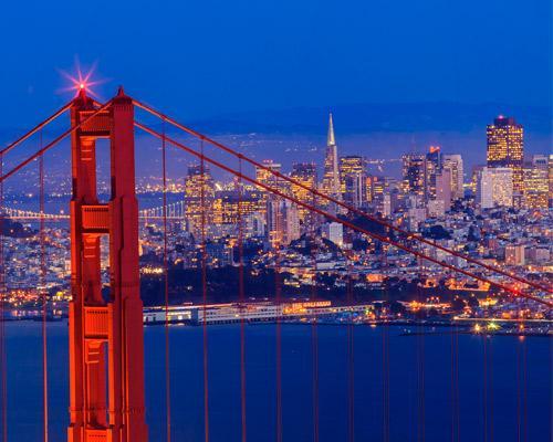 Descubre Los Ángeles y San Francisco