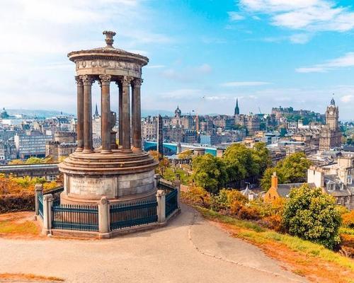 Edinburgh utazás szállással és repülőjeggyel