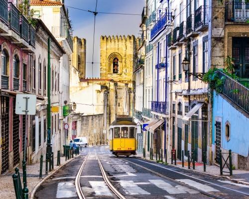 Lisszabon decemberben szállással és repjeggyel