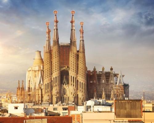 Barcelona 3 éj szállással, repjeggyel