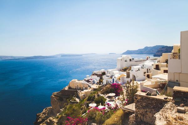 Egy hét Santorini szállással és repülőjeggyel