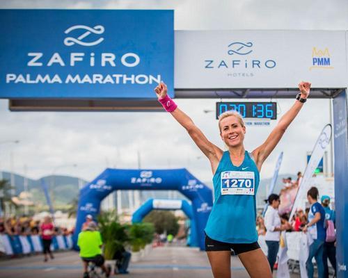 Especial Zafiro Palma Marathon: 6 noches con media pensión en Palmanova