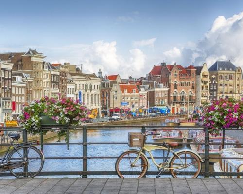 Amszterdam 4 éjszaka szállással és repülővel