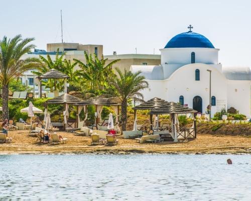 Egy hét Ciprus, Páfosz szállással és repjeggyel