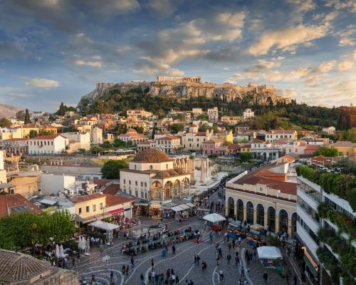 Görögország, Athén 3 csillagos szállással, reggelivel és repülővel