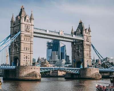 Vuelo de ida y vuelta a Londres