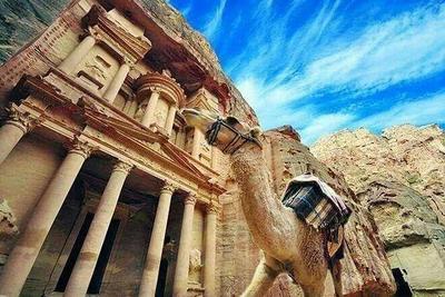 Excursión en Wadi Rum, Jordania