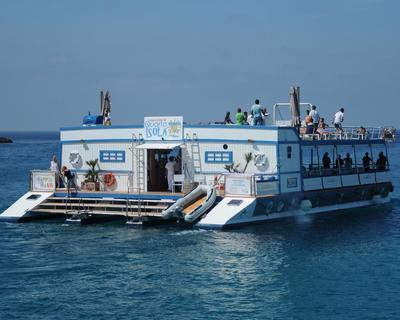 Lampedusa con escursione diurna in barca