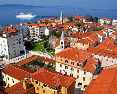 Egy hét Zadar, Horvátország