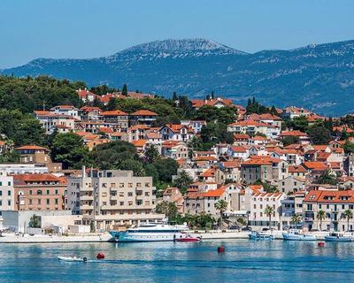 Egy hét Split, Horvátország augusztusban