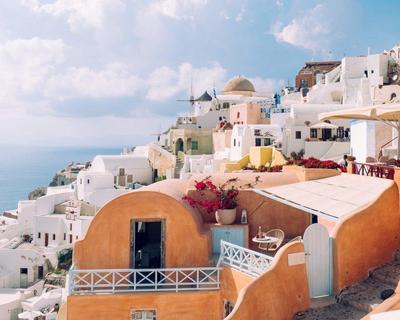 Egy hét Santorini szállással és repjeggyel Budapestről