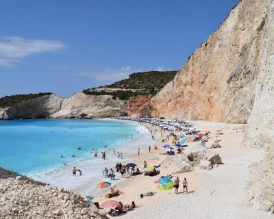 Egy hét nyaralás Görögországban, Lefkadán