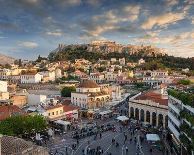 Athéni városlátogatás szállással és repülőjeggyel