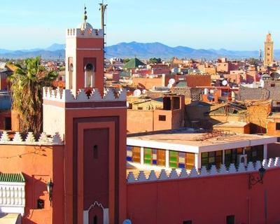 Egy hét Marrakesh, Marokkó szállással és repjeggyel Bécsből